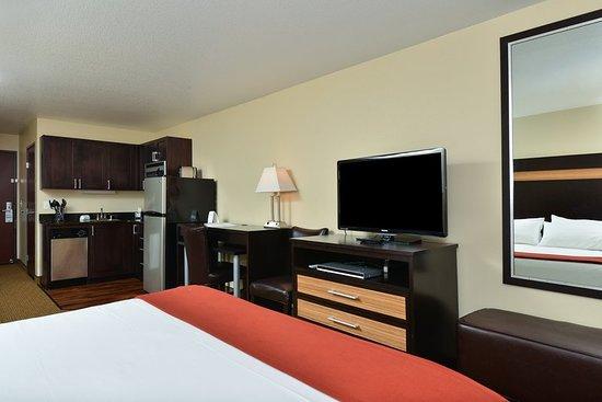 Gladstone, Oregón: Guest room