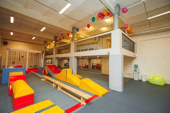 Gymnastic Trampoline Club OGO