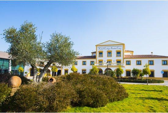 Hospedium Hotel Cortijo Santa-Cruz