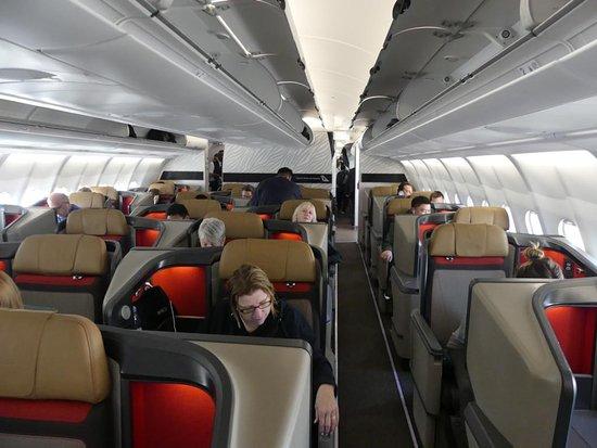 South African Airways: die neue Business Class