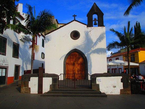 Santa Maria Street: Chiesa del Socorro