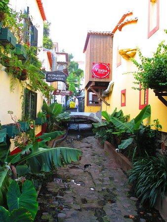 Santa Maria Street: Particolari della zona