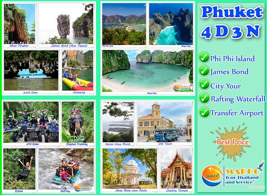 Madoo Tour Thailand and Service