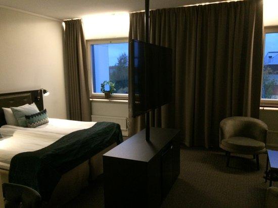 Hotel Valhall: Fint rum