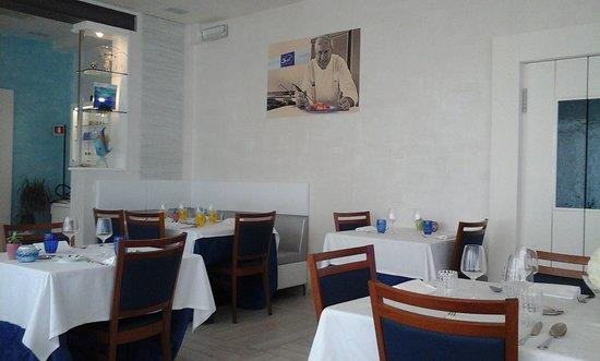 Sala Bolognese, إيطاليا: Ristorante Ensama Pesce