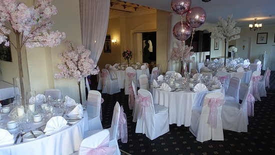 Wedding Champers Lounge