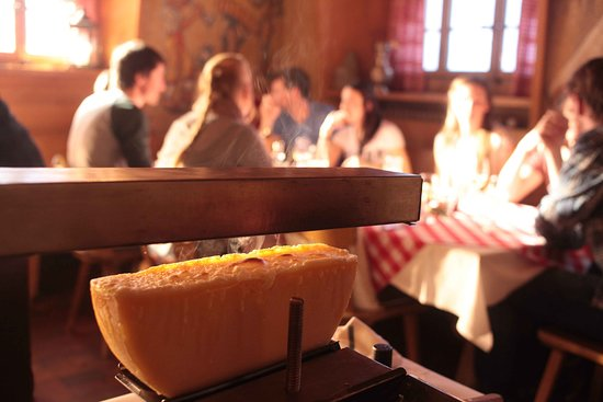Valais, Suisse : Terroir, raclette