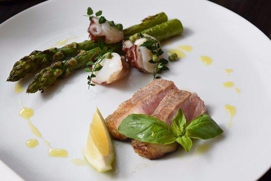 マークプレイスで頂くイタリア料理(一例)