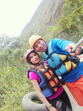 Awa Rafting Photo