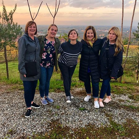 Bologna Food Experience: Factory Visits with Gourmet Lunch and Wine Tasting: loved our guide Arianna!