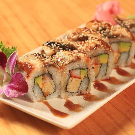 Sushi ngon hơn những nơi khác