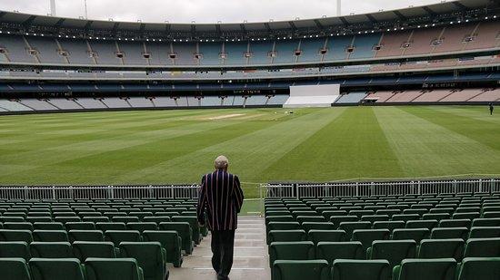 Melbourne Cricket Ground (MCG) Photo