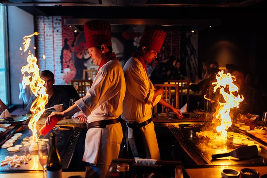 Benihana Piccadilly London Mayfair Menu Prices Restaurant Reviews Reservations Tripadvisor
