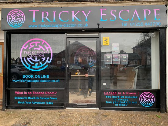 ‪Tricky Escape Clacton‬