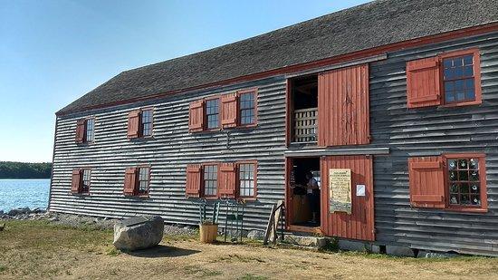 Dory Shop Museum