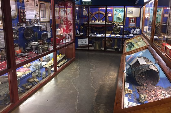 Shipwreck Treasure Museum