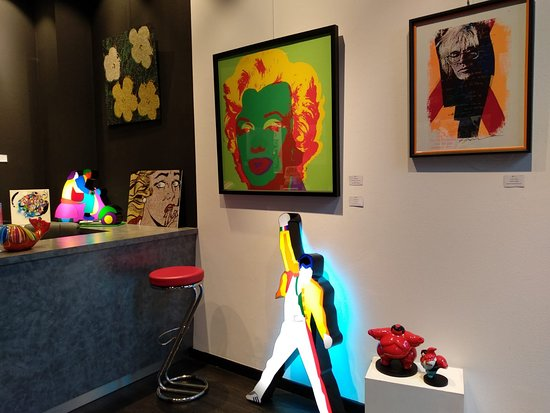 Galleria Deodato Arte via Cuneo