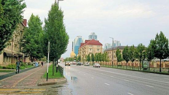Makhmud Esambayev Avenue