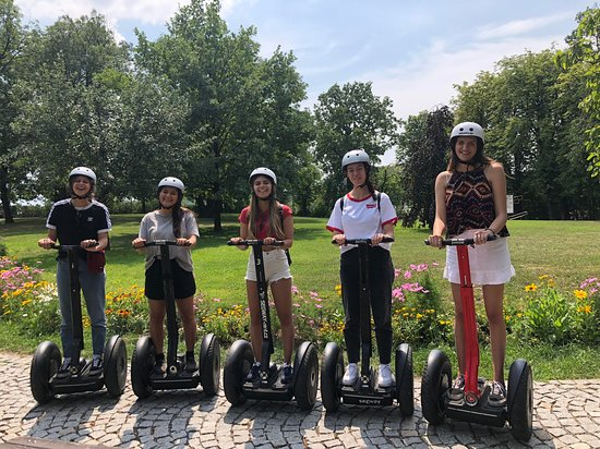 Segway Point - Prague Segway Tours