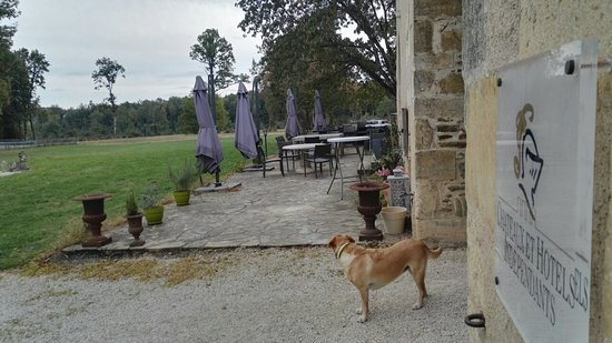 La Roche Chalais-billede