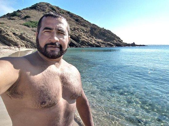 Cala Mesquida, Espanha: Playa Sa Mesquida