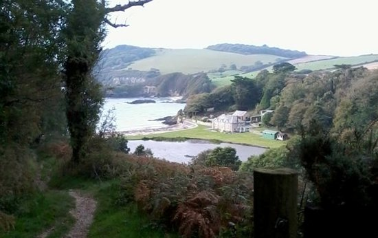 Fowey, UK: Polridmouth and Gribbin Head
