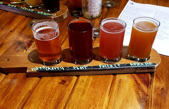Ascension Brewing Company: Flight!