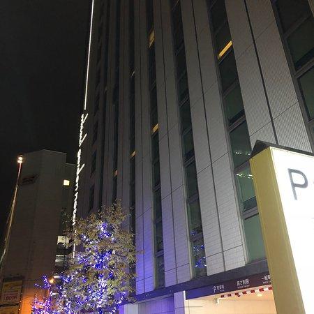 札幌駅南口至近のオシャレなホテル