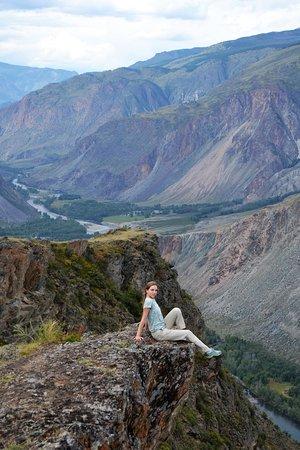 Ulagan, Rusia: Долина Чулышман