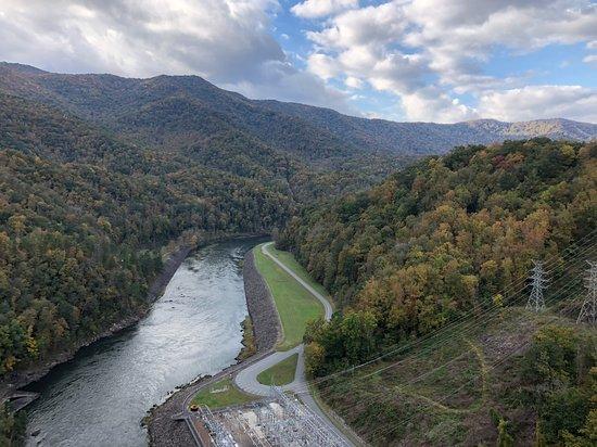 Zdjęcie Fontana Dam