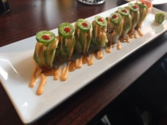 Umi Sushi: Mexican Roll