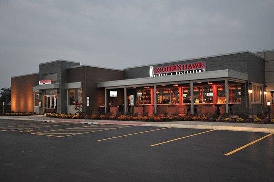 New Lenox Illinois >> Cooper's Hawk Winery & Restaurant, New Lenox - Restaurant Reviews, Photos & Reservations ...
