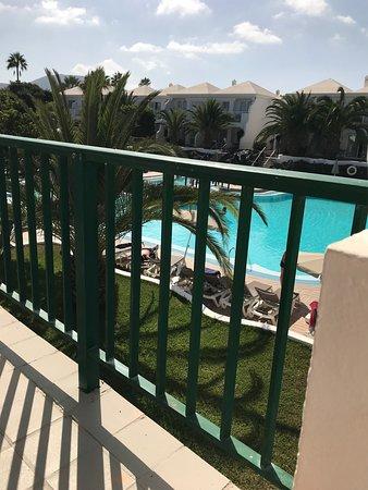 Balcony - H10 Ocean Suites Photo