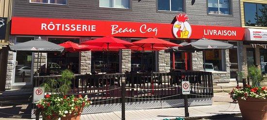 Rotisserie Beau Coq BBQ