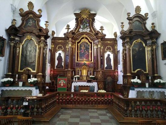 Klasztor p.w. Zwiastowania Najświętszej Maryi Panny