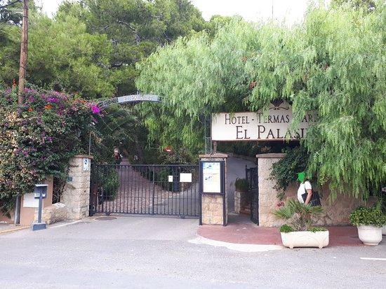 Thalasso Hotel Termas Marinas El Palasiet Spa