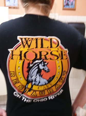 Pomeroy, OH: T shirt from Wild House