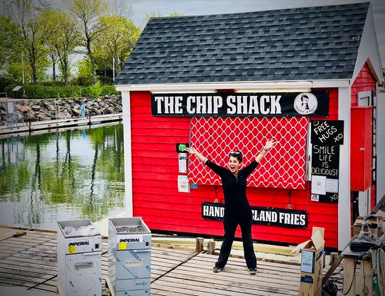 The Chip Shack : Welcome From The Queen of Fries!