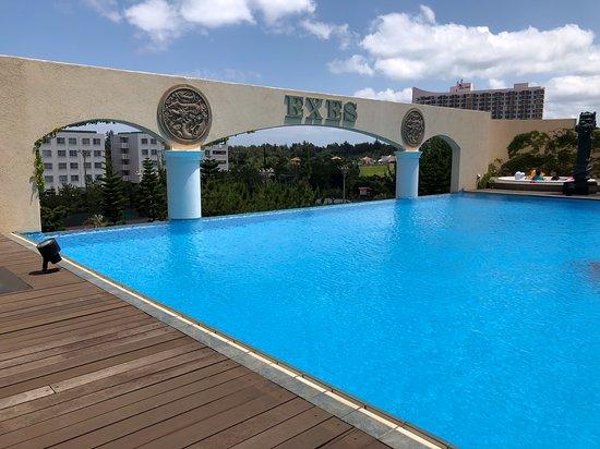 Pool - Okinawa Spa Resort EXES Photo