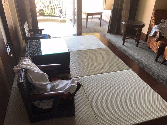 Okinawa Spa Resort EXES: Tatami