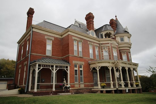 The Haunted 1889 McInteer Villa
