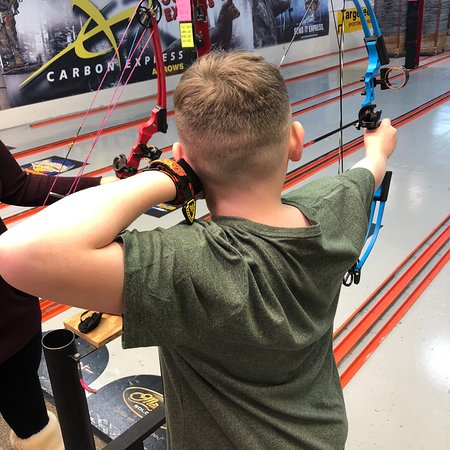 Targeteers Archery (Saddle Brook) - 2019 All You Need to Know BEFORE