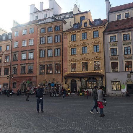 Old Town Market Square Photo