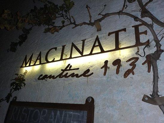 Macinate cantine 1931 specchia restaurant avis num ro de t l phone photos tripadvisor - Le macinate specchia ...