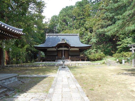 Hirokawa-dera Temple