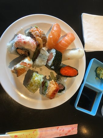 Cool Santos Modern American Buffet And Sushi Coconut Creek Download Free Architecture Designs Photstoregrimeyleaguecom