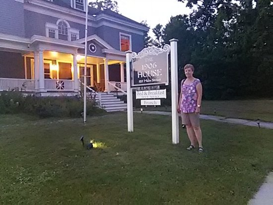 Enosburg Falls, VT: The 1906 House