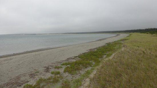 Shallow Bay Beach, Cow Head, Neufundland