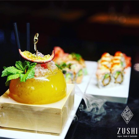 Sushi & Cocktails
