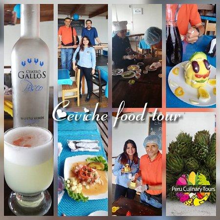 Peru Culinary Tours